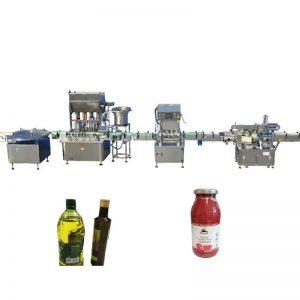 PLC Kontrolatzeko Essential Oil Oil betetzeko makina